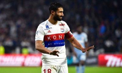 Ligue 1 - Nabil Fekir élu joueur du mois d'octobre devant Cavani et Luiz Gustavo