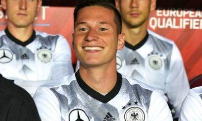 Mbappé fait savoir que Draxler a commencé à chambrer en vue d'Allemagne/France