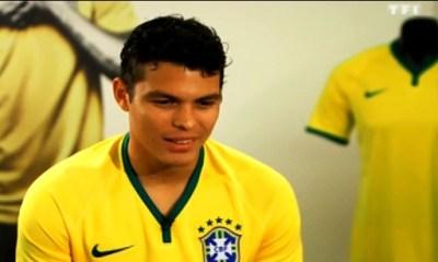 """Thiago Silva """"Avec la qualité qu'on a, on a fait un très bon match"""""""