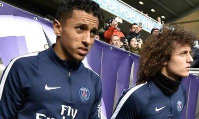 Marquinhos évoque l'apport et les qualités d'Alex et David Luiz