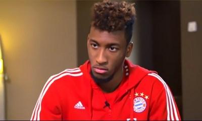 """Coman """"Le Bayern se doit d'avoir pour objectif de gagner la C1"""""""