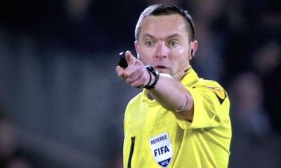 """Stéphane Lannoy """"Les arbitres appliquent le même règlement pour tous. C'est parfois aux stars de s'adapter"""""""