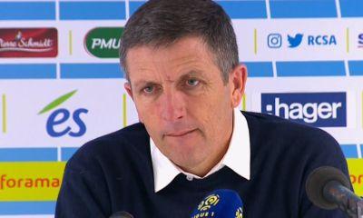 """Laurey """"Ils ne viennent pas avec l'idée de plaisanter. Maintenant, ils savent où Strasbourg se trouve"""""""