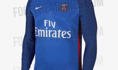 La nouvelle collection du PSG est en vente, elle est bleue  comme c'était annoncé