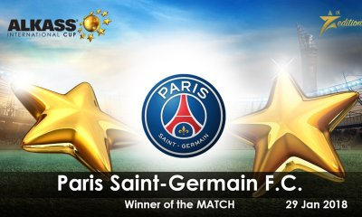 Le PSG se qualifie en finale de l'As-Kass Cup