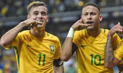 """Philippe Coutinho """"Neymar m'a félicité et m'a dit que le vestiaire est incroyable"""""""