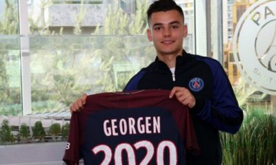 Mercato - Alec Georgen en route pour son prêt à l'AZ Alkmaar, selon Le Parisien