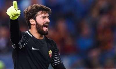 """Mercato - Alisson """"Le PSG ? C'est toujours agréable, mais je veux bien faire à Rome"""""""