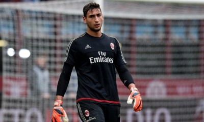 """Mercato - Gianluigi Donnarumma """"Ne vous inquiétez pas, je reste à Milan"""""""