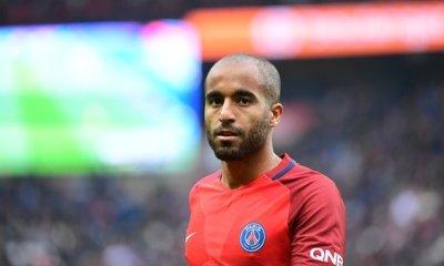 Mercato - Le PSG veut 40 millions d'euros pour Lucas, qui rêve du haut de Premier League, selon Le Parisien
