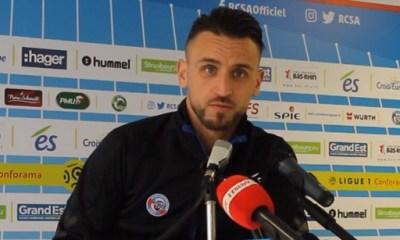 """Gonçalves """"On aborde ce match avec l'envie de donner une bonne image du club"""""""