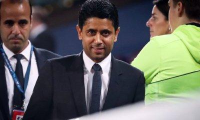 """Nasser Al-Khelaïfi """"Thiago Silva sur le banc ? Le coach est le patron...c'était un choix fort"""""""