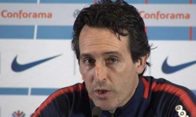 """Emery """"On peut gagner avec le XI mais on peut gagner également avec les remplaçants"""""""