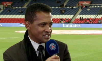 Valdo interview PSG