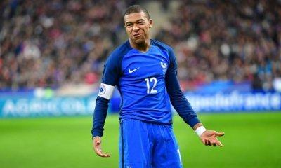 France/Colombie - Les équipes officielles : Mbappé seul joueur du PSG titulaire