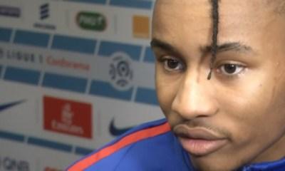 """Nkunku """"Au PSG, les jeunes apprennent aux côtés de ces grands joueurs"""""""