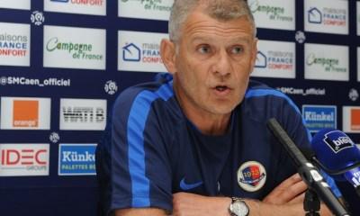 """Caen/PSG - Garande """"J'ai la conviction qu'il va se passer quelque chose d'irrationnel..."""""""