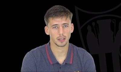 """Lenglet """"Neymar est plus dans la fantaisie"""""""