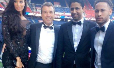 Le dîner de gala de la Fondation PSG a été un grand succès