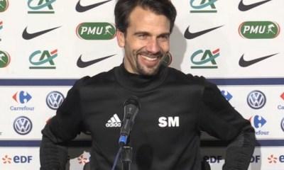 """Les Herbiers/PSG - Masala """"Je suis très fier de mes joueurs...En face, c'était presque beau à voir"""""""