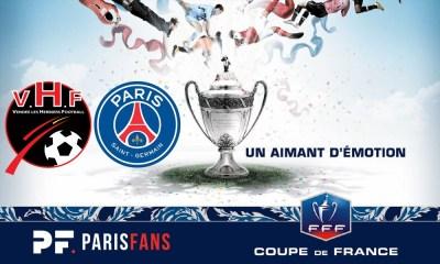"""Les Herbiers/PSG - Fofana """"Ce n'est pas un match qu'on aura, à nouveau, l'occasion de jouer dans notre carrière"""""""