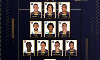 Trophées UNFP : Mbappé, Neymar et Emery récompensés, ainsi qu'une équipe-type très PSG