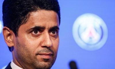 """Nasser Al-Khelaïfi """"Les joueurs n'ont pas fait de leur mieux, ils n'ont pas donné le maximum"""""""