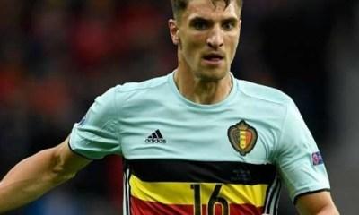 Belgique/Tunisie - Les équipes officielles : Meunier titulaire dans le 3-4-3 belge