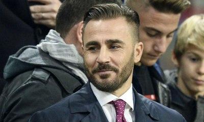 """Cannavaro: """"Buffon ? Ce sera étrange de la voir avec un autre maillot que celui de la Juventus"""""""