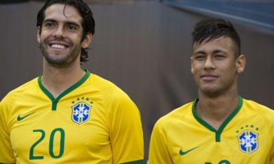 """Kaka """"Neymar l'égal de Pelé ? C'est trop tôt pour le dire"""""""