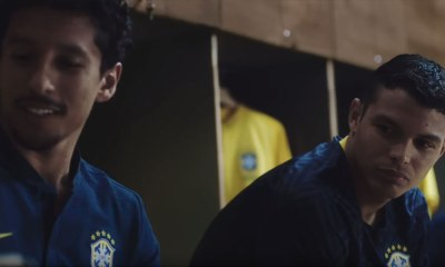 Marquinhos + Thiago Silva Seleçao