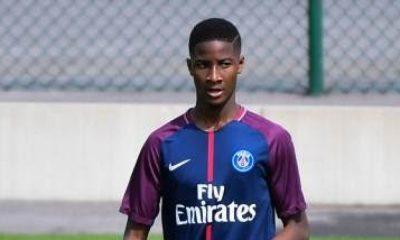 Moussa Sissako a signé son premier contrat professionnel au PSG, c'est officiel !