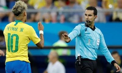 """Lothar Matthaüs """"Neymar discute trop avec les arbitres...il doit plus se concentrer sur sa performance sportive"""""""