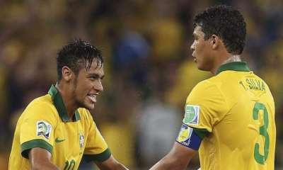 Serbie/Brésil - Les équipes officielles : Neymar et Thiago encore titulaires