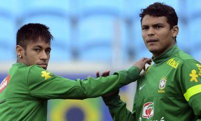 Serbie/Brésil - Thiago Silva et Neymar devraient encore être titularisés