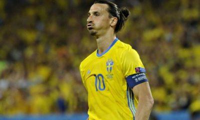 Zlatan Ibrahimovic critique Didier Deschamps dans le cas Benzema