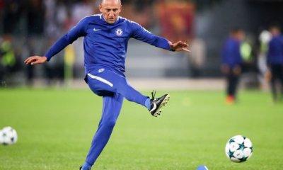 Le PSG officialise la signature de Gianluca Spinelli en tant qu'entraîneur des gardiens