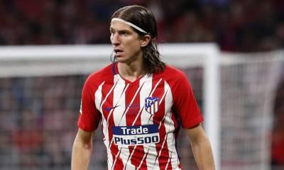 """Mercato - Filipe Luis """"Nous essayons de le convaincre"""", indique le président de l'Atlético de Madrid"""