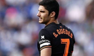 Mercato - Valence tente d'obtenir le transfert de Guedes avec une clause de pourcentage à la revente, selon ESPN