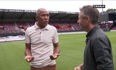 Antoine Kombouaré interview Canal+