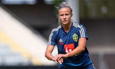 """Hanna Glas signe un contrat de 2 ans au PSG """"une nouvelle dimension à ma carrière"""""""
