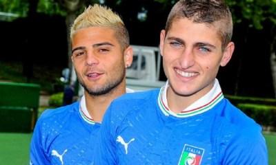 PSG/Naples - Daniele Sebastiani évoque l'amitié entre Verratti et Insigne