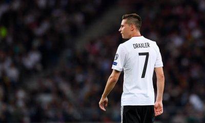 Pays-Bas/Allemagne - Les équipes officielles : Draxler et Kehrer sur le banc