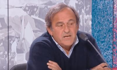 """Platini """"Mbappé a des jambes de feu, il est impressionnant...Des similitudes avec Pelé ? Non"""""""