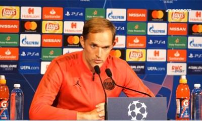 """PSG/Naples - Thomas Tuchel: """"On doit s'améliorer, j'accepte d'entendre ça"""""""
