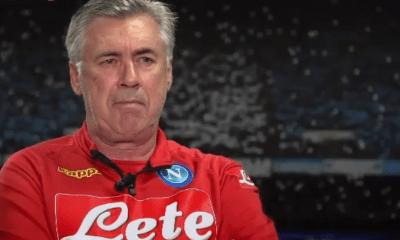 """Ancelotti """"Je pourrais revenir en Ligue 1. Autre part qu'à Paris ? Tout est possible dans la vie !"""