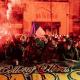 Le Collectif Ultras Paris a rendu hommage aux victimes des attentas de Paris du 13 novembre 2015