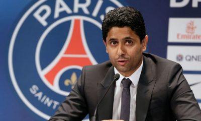 """Naples/PSG - Al-Khelaïfi """"Nous sommes encore en bonne position pour la qualification"""""""