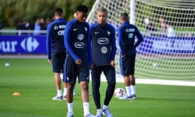 Pays-Bas/France - L'équipe française selon la presse : Kimpembe et Mbappé annoncés comme titulaires