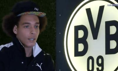 """Mercato - Witsel """"Paris était intéressé...J'ai senti qu'avec Dortmund, ça collait directement"""""""